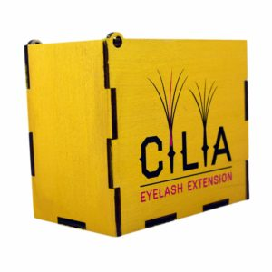 LashBox для ресниц Cilia