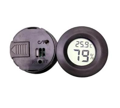Мини ЖК-дисплей Цифровой термометр гигрометр