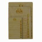 Деревянная планшетка для наращивания ресниц (1)