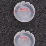 Чашка на кольцо для клея для формирования пучка 12