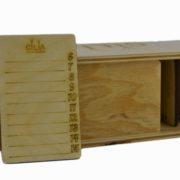 Леш Бокс для наращивания ресниц Box 5×8 10 (2)