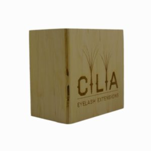 Лешбокс для наращивания ресниц Cilia