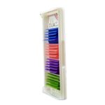 Cilia цветные ресницы 4 Colors 01