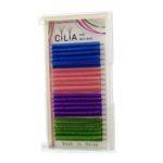 Cilia цветные ресницы 4 Colors