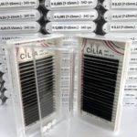 Ресницы Cilia Mix 6-13 толщина 0.03